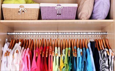 Closet Decluttering – Beyond The Hanger Trick